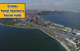 Kanal İstanbul, Çin medyasının ve yatırımcısının gündemi oldu!