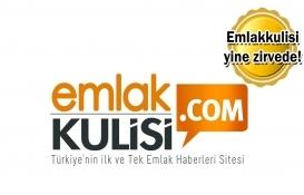 Emlakkulisi.com Mayıs'ta 3.9 milyon ziyaret aldı!