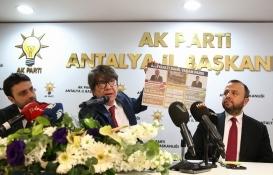 Menderes Türel'den Konyaaltı Sahili projesi açıklaması!