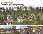 Ordu'da köy evleri yöresel mimariye uygun olacak!