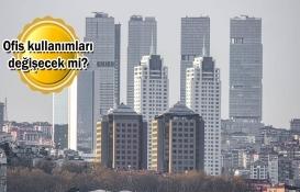 İstanbul'da ofis piyasası Kovid-19'dan nasıl etkilendi?