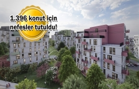 KİPTAŞ Silivri 4. Etap kura çekilişleri başladı!