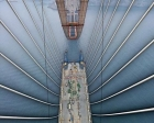 3. Köprünün tamamlanmasına 415 metre kaldı!