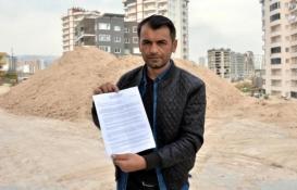 Hazine arayıcısı Bekir Tatlı tünel kazısı için devlet desteği bekliyor!