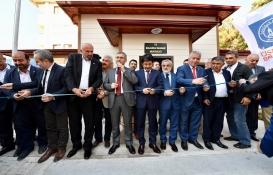 Bulgurlu Muhtarlık Binası yenilendi!