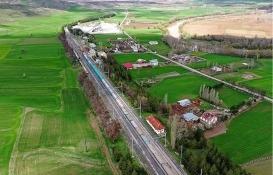 Samsun-Sivas demir yolu hattında seferler başladı!
