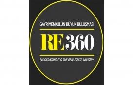 RE360 Gayrimenkul Buluşması 23 Haziran'da!
