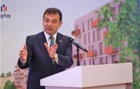 Ekrem İmamoğlu'ndan Kanal İstanbul ihalesi açıklaması!