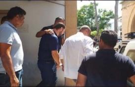 Girne'de sahte evraklı gayrimenkul hırsızı tutuklandı!