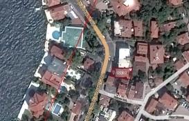 Kanlıca'da 5.7 milyon TL'ye icradan satılık bina ve arsası!