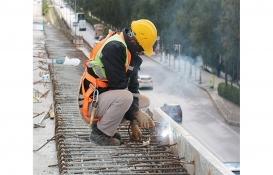 Antalya 3. Etap Raylı Sistem Projesi'nin inşaatı tam gaz!