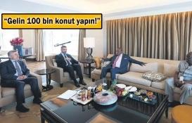 Gine'den Türkiye'ye milyar dolarlık konut teklifi!