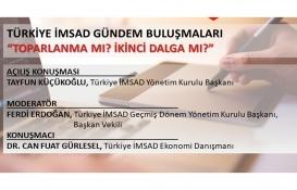 Türkiye İMSAD 35. Gündem Buluşmaları 23 Haziran'da!