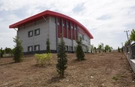 Çorum'un yeni spor salonları açılış için gün sayıyor!