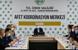 Süleyman Soylu İzmir'de deprem değerlendirme toplantısı yaptı!