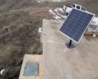 Gümüşhane'de 29 köyün içme suyu deposu güneş enerji sistemiyle donatıldı!