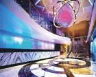 7 katlı 142 metrelik beş yıldızlı yat oteli açıldı!