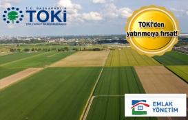 TOKİ'den 20 ilde satılık 110 arsa!