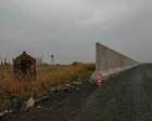 Türkiye-İran sınırına 144 kilometrelik güvenlik duvarı!