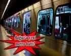 Yenikapı'dan Maslak'a uzanan metro hattının İstinye ayağı için düğmeye basıldı!