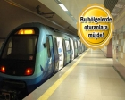 İşte İstanbul'un 5 yeni metro hattı!