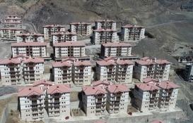 Yusufeli 7. kez taşınıyor: Yeni yerleşim yerinde binalar yükseldi!