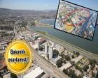 İzmir Yeni Kent Merkezi imar planına iptal davası!