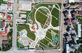 Sivas Millet Bahçesi açıldı!