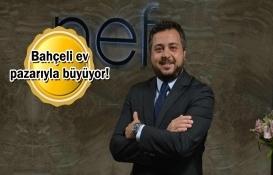 Nef'ten Beykoz ve Bodrum'a yeni proje!