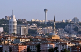 Ankara Çankaya'da 66.2 milyon TL'ye satılık 46 gayrimenkul!