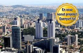 İstanbul'un en ucuz 8 konut projesi!