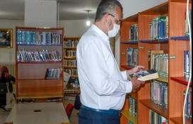Karacabey'e yeni şehir kütüphanesi hedefi!