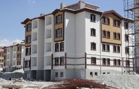 TOKİ'den Amasya'ya 99 yeni konut!
