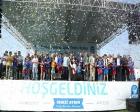 Şehit Osman Yumuk Kemerburgaz Spor Kompleksi açıldı!