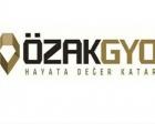 Özak GYO 3 aylık faaliyet raporunu yayınladı!