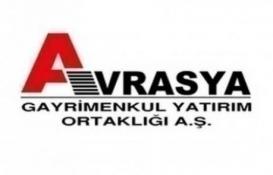 Avrasya GYO'nun sermayesi 144 milyon TL'ye çıkarıldı!