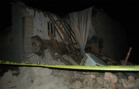 Diyarbakır'da kerpiç ev çöktü: 9 çocuktan 2'si öldü!