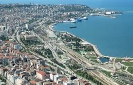 Samsun İlkadım'da 10.5 milyon TL'ye satılık gayrimenkul!