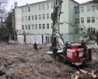 Yalova'da gençlik merkezi inşaatı için zemin etüdü çalışmaları başladı!