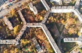 Dünyanın en uzun apartmanı Ukrayna'da!