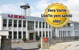 Uzel'in fabrika binası ve arazisi 223.7 milyon TL'ye satıldı!