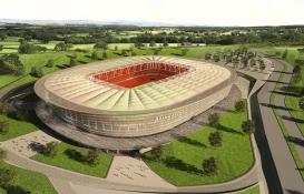 Adana Stadı'nın yüzde 90'ı tamamlandı!