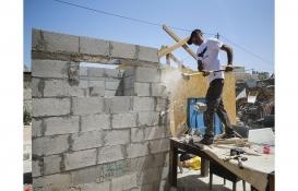 İsrail Kudüs'te Filistinlilere ait evleri yıkıyor!