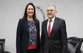 Kayseri Büyükşehir Gazeteciler Cemiyeti Basın Evi açıldı!