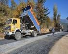 Antalya Akçatı'ya emisyonlu asfalt!