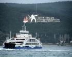 Çanakkale'de feribot seferleri iptal edildi!