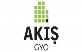 Akiş GYO sermayesini 554.6 milyon TL'ye çıkardı!