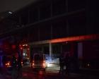 Ankara Koç Kuleleri projesinde yangın!