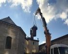 Taksim Mescidi'ne yeni minare!