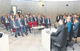 Adana'da 459 projeden 128'i tamamlandı!